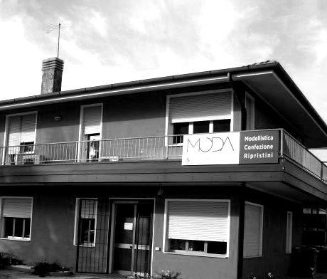 Edificio Moda e servizi