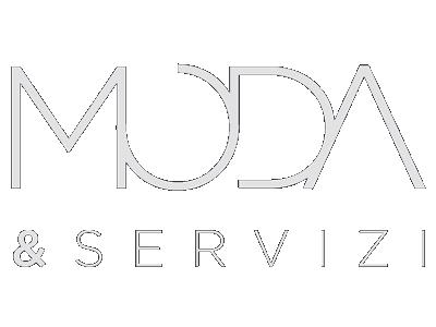 logo moda&servizi trasparente Bianco